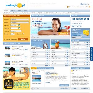 Strona wakacje.pl